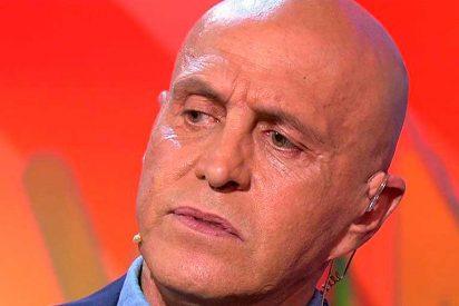 """El 'jeta' de Kiko Matamoros ahora afirma ser """"víctima de un aquelarre"""" en 'Sálvame'"""