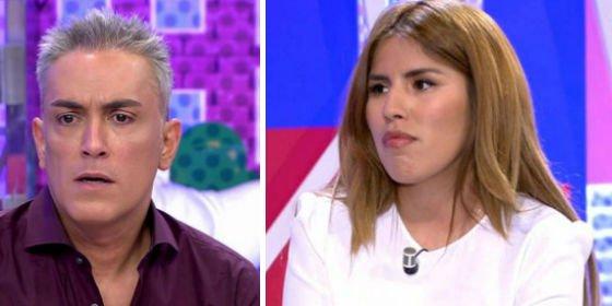 Chabelita, la única que ha dejado con el culo al aire a Kiko Hernández
