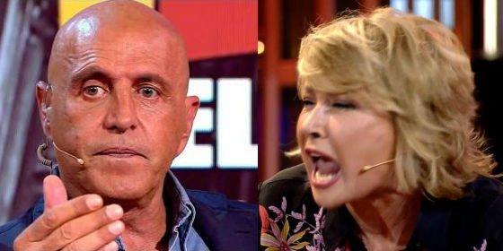 Telecinco explota: Las mentiras de Kiko Matamoros y los vómitos de Mila Ximénez