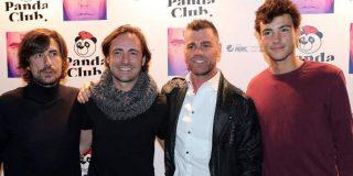 La familia de Ángel Nieto más unida que nunca en la presentación del nuevo disco de Fonsi