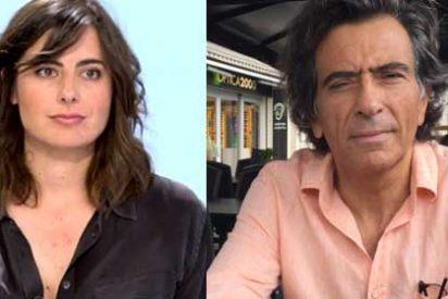Emilia Landaluce se pica con Arcadi Espada y destapa su secreto mejor guardado en la cabellera con Jorge Bustos aplaudiendo la pelea