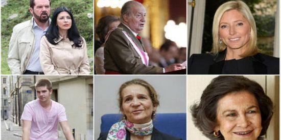 Las 6 principales enemistades de la reina Letizia