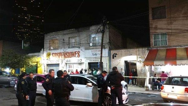 México: Un 'inocente' juego de adolescentes termina con ocho personas arrolladas y un muerto