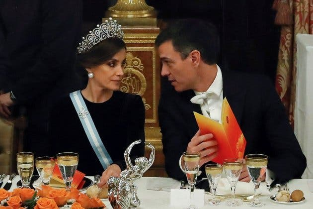 Echenique airea el audio de Villarejo: la Reina Letizia oculta 8 millones de euros