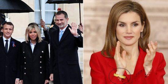 ¿Sabías qué Letizia no fue a París con el Rey Felipe VI porque los domigos 'concilia'?