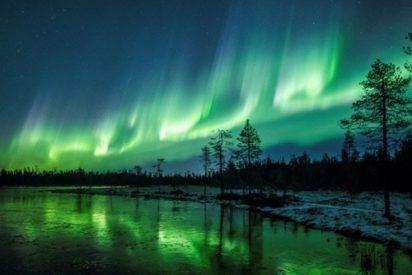 Logran captar dos de las maravillas atmosféricas más esquivas del mundo en una sola foto