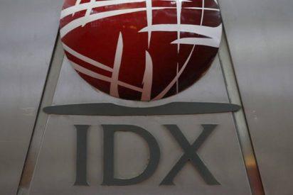 Los índices de Indonesia cierran a la baja; el Jakarta Stock Exchange Composite cae un 0,84%
