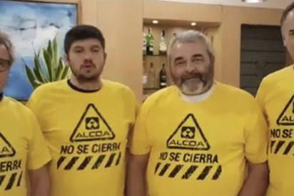 Esta es la camiseta que Antena 3 ha prohibido llevar a 'Los Lobos' en Boom