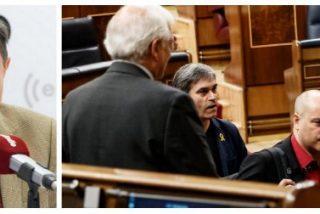 Losantos ataca al indecoroso Borrell por su pasividad y deja una rajada contra laSexta
