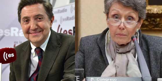 EGM / Los cambios de Rosa María Mateo hunden a RNE y la emisora de Losantos marca récord histórico