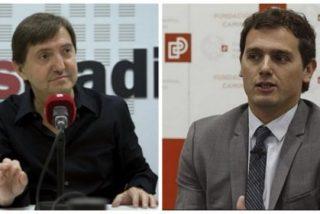 """Losantos despelleja a Rivera por ofrecerse a la banda de Sánchez: """"No es un hombre de ideas, sino de ocurrencias"""""""