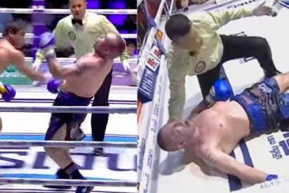Muere un campeón mundial del Muay Thai, tras sufrir un brutal K.O.