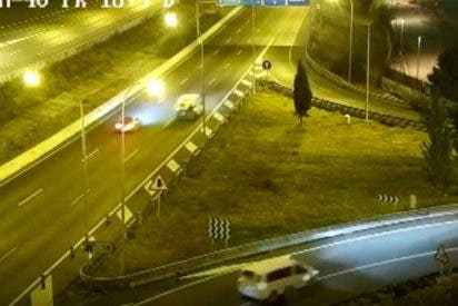 Muere atropellado en Madrid al caer de una furgoneta en la que iba de polizón