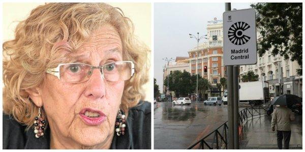 Dudas y desinformación entre los madrileños ante la llegada del plan caótico de Madrid Central