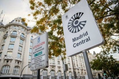 Comercios, conductores y oposición se movilizan para frenar Madrid Central