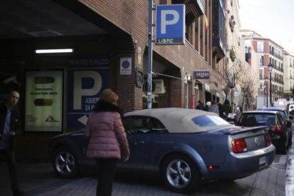 La 'carmenada' de Madrid Central convierte a las plazas de garaje en bienes de lujo disparando sus precios