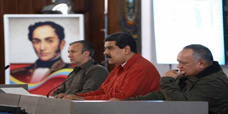 El Estado mafioso del dictador Nicolás Maduro