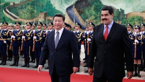 ZTE, el gigante chino que ayuda tecnológicamente a la dictadura de Nicolás Maduro
