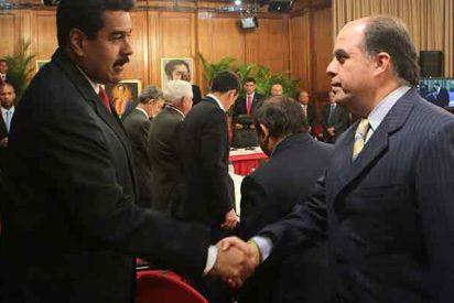"""Los nombres y apellidos de la """"falsa oposición venezolana"""" que disfrazan de democracia al régimen chavista."""