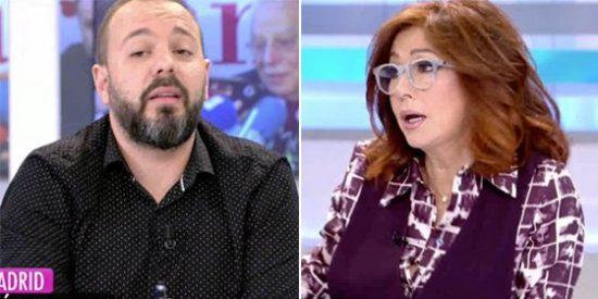 El Quilombo / El lunes negro de Antonio Maestre: le echan del programa de Ana Rosa y le 'consuelan' con un zasca antológico