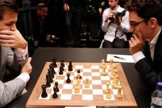 Magnus Carlsen gana el campeonato del mundo de ajedrez