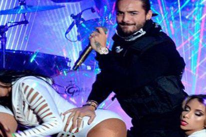 """Después de restregarse con centenares de culos, Maluma se retira de la música para """"alimentar"""" su """"espíritu"""""""