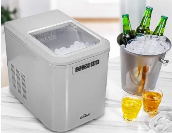 Máquinas de hacer hielo domésticas
