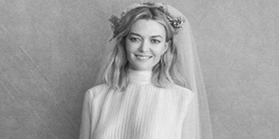 Así es el vestido de novia de Marta Ortega