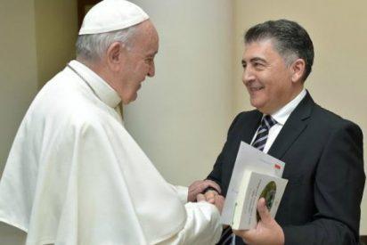 """Manuel Martín, sobre su encuentro con el Papa: """"Parece que lo conoces de toda la vida"""""""