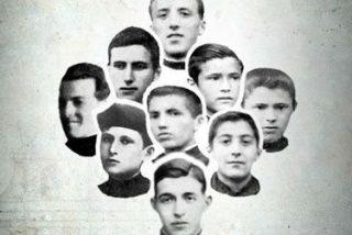 Aprobada la beatificación de religiosos fusilados en la revolución del 34