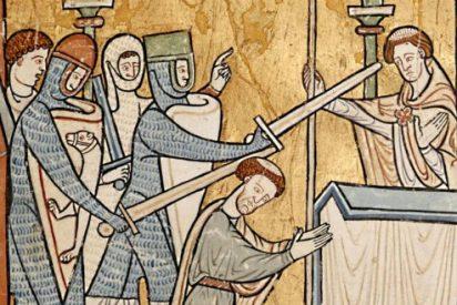 El Vaticano devolverá al Reino Unido una túnica ensangrentada de Thomas Becket