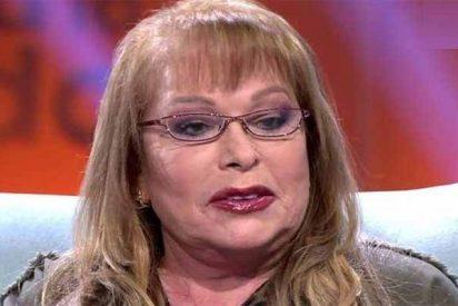 """La 'tuerta' Massiel: """"Me estoy quedando ciega, es duro pero no tiene cura"""""""