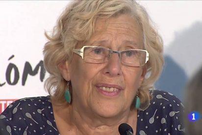 Esta es la 'demócrata' Carmena: o la reeligen alcaldesa o se cisca en todos sus votantes
