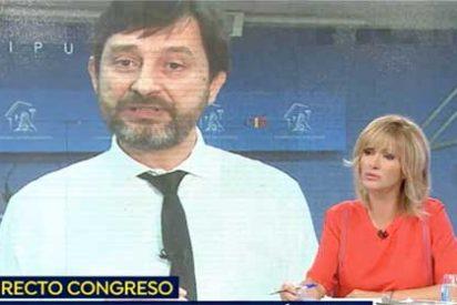 Griso concede una segunda oportunidad al podemita Mayoral para que ensucie el nombre y la memoria de Adolfo Suárez