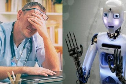 ¡Desastroso! Un hombre muere tras una operación pionera asistida por un robot