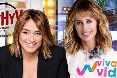 El inesperado corte de mangas que la ha dado Toñi Moreno a Emma García que ha dejado a Vasile perplejo