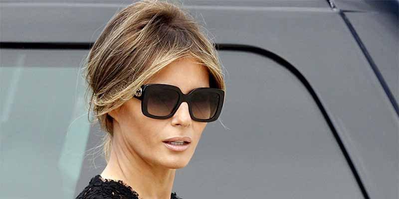 La súplica de la bella Melania que sorprende a los seguidores de Donald Trump