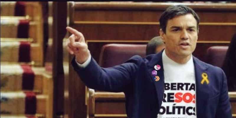 Sánchez moviliza 'un helicóptero, un Falcon y un Airbus' para ir a Valladolid que está a una hora en tren