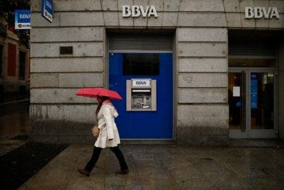 Morgan Stanley se ceba con la banca española y BBVA paga las consecuencias