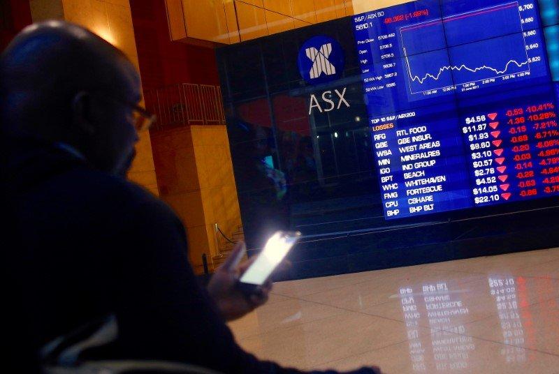 Los índices de Australia cierran a la baja; el S&P/ASX 200 cae un 0,06%