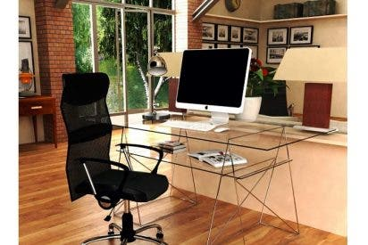 Mesas de ordenador modernas