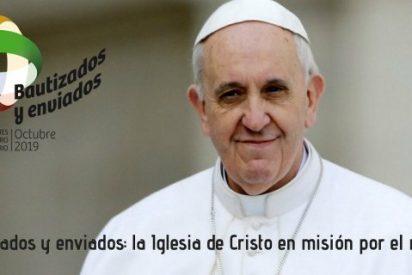 """Monseñor Dal Toso: """"Todos los bautizados estamos llamados a la misión"""""""