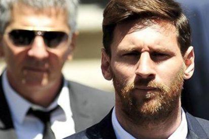 Messi y su padre, otra vez imputados; en esta ocasión por blanqueo