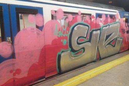 Los trabajadores del Metro de Madrid aseguran tener miedo ante los múltiples ataques vandálicos