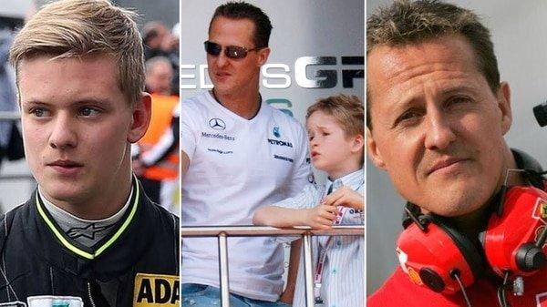 El silencioso drama de Mick, el hijo de Michael Schumacher