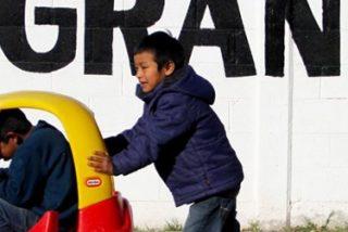 La caravana migrante va llegando a Tijuana mientras EEUU refuerza frontera