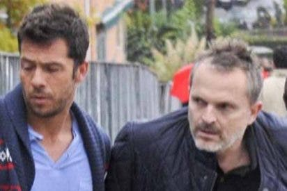 Miguel Bosé sufre un duro revés judicial ante su expareja Nacho Palau