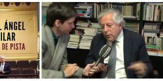 """Miguel Ángel Aguilar: """"No me arrepiento de las veces que estuve cerca de Felipe González"""""""