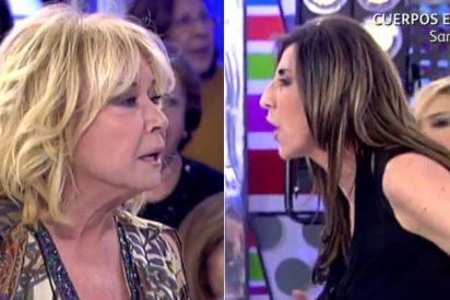 """Tensión máxima entre Mila Ximénez y Paz Padilla: """"No vayas por ahí que te conozco"""""""