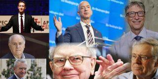 Así usanInstagram los 10 hombres más ricos del mundo
